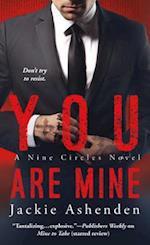 You Are Mine af Jackie Ashenden