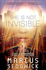 She Is Not Invisible af Marcus Sedgwick