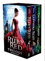 The Ruby Red Trilogy Boxed Set (The Ruby Red Trilogy)