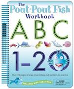 The Pout-Pout Fish Wipe Clean Workbook ABC, 1-20