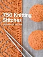 750 Knitting Stitches af Erika Knight