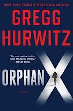 Orphan X af Gregg Hurwitz