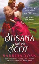 Susana and the Scot af Sabrina York