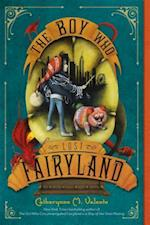 The Boys Who Lost Fairyland (Fairyland, nr. 4)