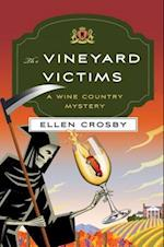 The Vineyard Victims af Ellen Crosby