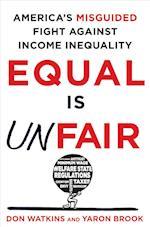 Equal Is Unfair