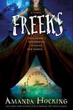 Freeks af Amanda Hocking