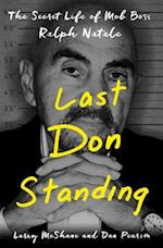 Last Don Standing af Larry McShane, Dan Pearson