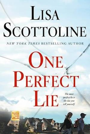 Bog, paperback One Perfect Lie af Lisa Scottoline