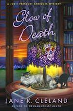 Glow of Death (Josie Prescott Antiques Mysteries)
