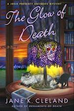 Glow of Death (Josie Prescott Antiques Mysteries)