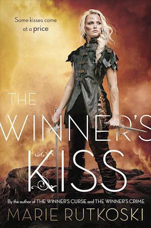 Bog, paperback The Winner's Kiss af Marie Rutkoski