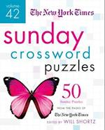 The New York Times Sunday Crossword Puzzles (nr. 42)
