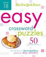 The New York Times Easy Crossword Puzzles (nr. 18)
