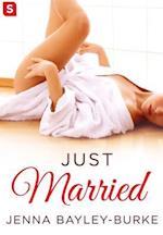 Just Married af Jenna Bayley-Burke