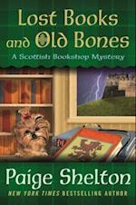 Lost Books and Old Bones (Scottish Bookshop Mystery)