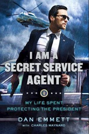 Bog, hardback I Am a Secret Service Agent af Dan Emmett