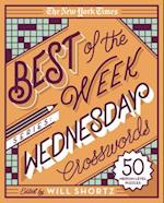 The New York Times Best of Wednesday Crosswords (New York Times Crossword Puzzles)