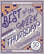Thursday Crosswords (New York Times Crossword Puzzles)