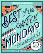 The New York Times Best of Monday Crosswords (New York Times Crossword Puzzles)