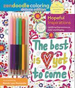 Hopeful Inspirations (Zendoodle Coloring)