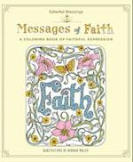 Messages of Faith (Colorful Blessings)