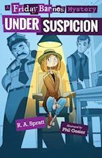 Under Suspicion (Friday Barnes)