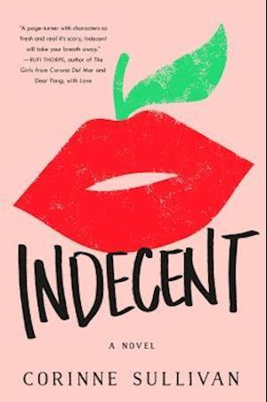 Bog, hardback Indecent af Corinne Sullivan