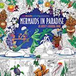 Mermaids in Paradise (Zendoodle Coloring Presents)