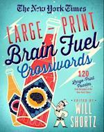 The New York Times Large-Print Brain Fuel Crosswords (nr. 1)