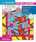 Zendoodle Color-By-Number af Ida Noe