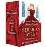 Three Ways to Start a Scandal af Kerrigan Byrne