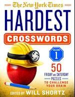 The New York Times Hardest Crosswords (New York Times Hardest Crosswords, nr. 1)