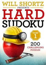 Will Shortz Presents Hard Sudoku (Will Shortz Presents, nr. 1)