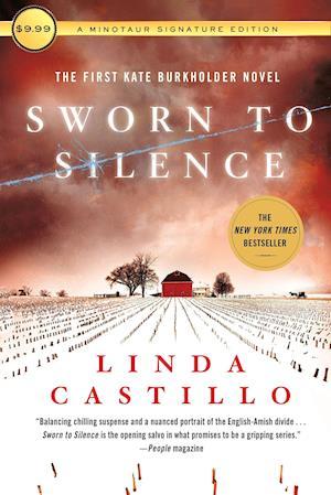 Bog, paperback Sworn to Silence af Linda Castillo