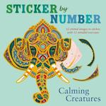 Calming Creatures (Sticker by Number)
