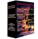 Unwrapped: A Christmas in July Box Set af Opal Carew, Melissa Cutler, Tara Wyatt