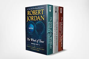 The Wheel of Time Premium Box Set I, Books 1-3