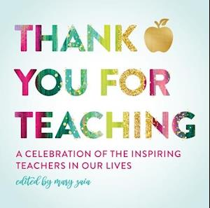 Thank You for Teaching