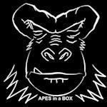 Apes In a Box af Benjamin Wood