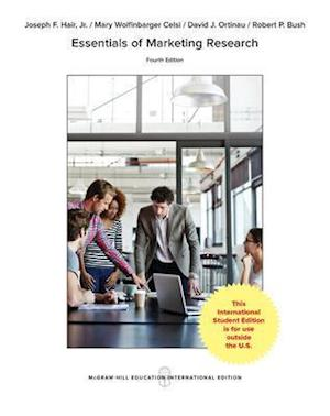 Bog, paperback Essentials of Marketing Research