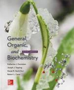 General, Organic, & Biochemistry (College Ie Overruns)