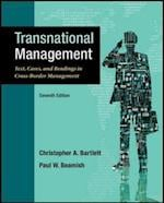 Transnational Management: Text, Cases and Readings in Cross-Border Management (Int'l Ed) (College Ie Overruns)