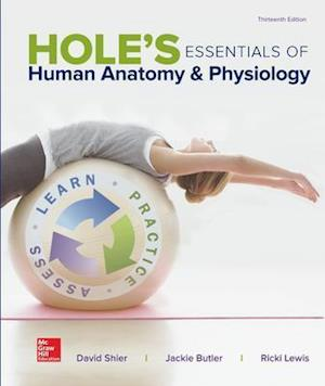 Bog hardback Hole's Essentials of Human Anatomy & Physiology af David N. Shier