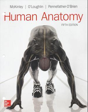 Bog, løsblade Looseleaf for Human Anatomy af Michael Mckinley