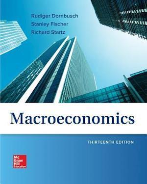 Bog, hardback Macroeconomics af Rudiger Dornbusch