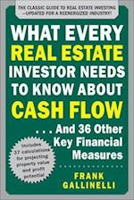 What Every Real Estate Investor Needs to Know About Cash Flow... And 36 Other Key Financial Measures, Updated Edition (Real Estate)
