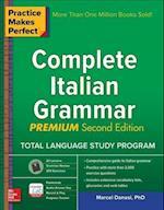 Practice Makes Perfect Complete Italian Grammar (Practice Makes Perfect)