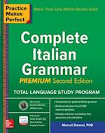 Practice Makes Perfect Complete Italian Grammar (Practice Makes Perfect)
