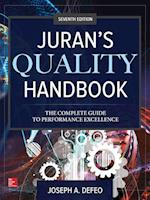 Juran's Quality Handbook: The Complete Guide to Performance Excellence, Seventh Edition (Mechanical Engineering)